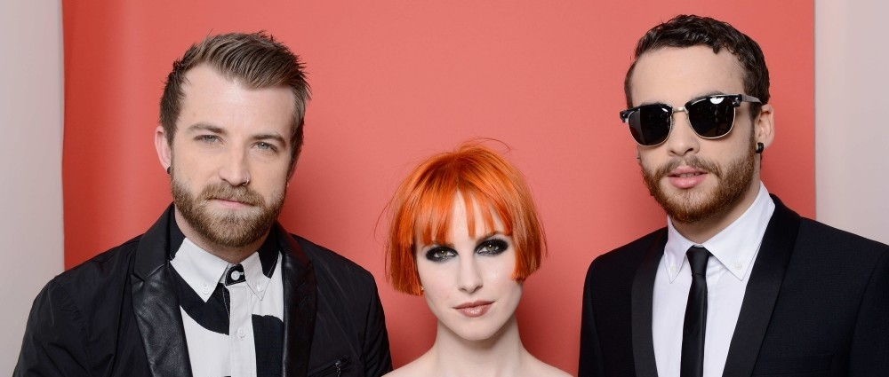 PARAMORE zahrají na Rock for People
