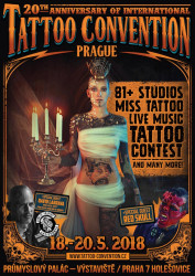 Tattoo Convention Prague